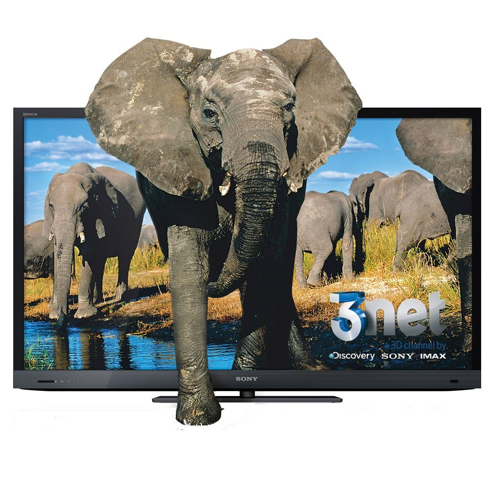 Sony LED TV – Bravia KDL32EX720 3D